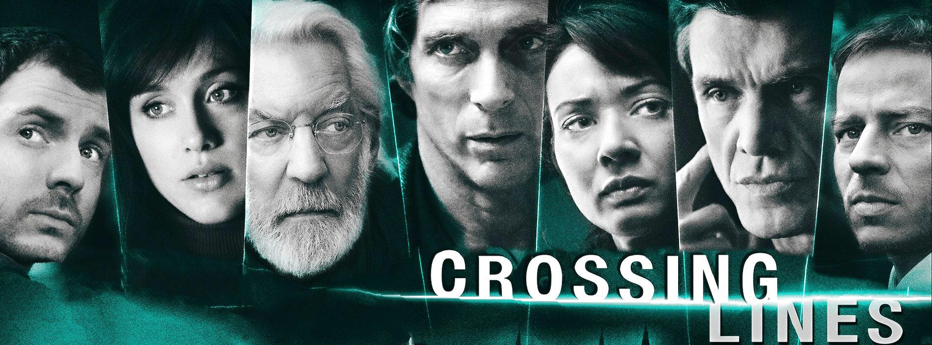 [影集] Crossing Lines (2013~) Crossinglines